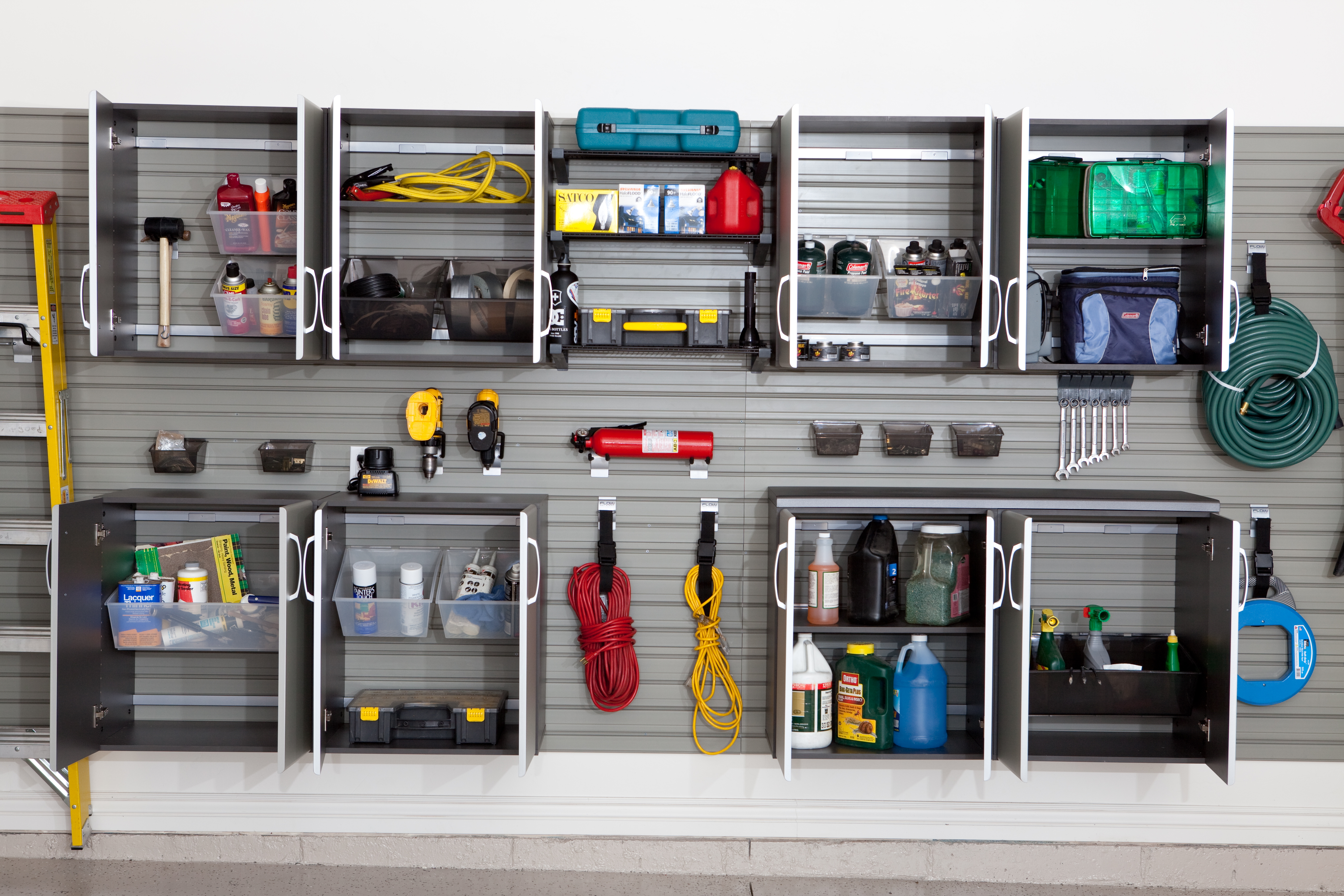 Garage organization ideas plans tips your go to guide flow wall