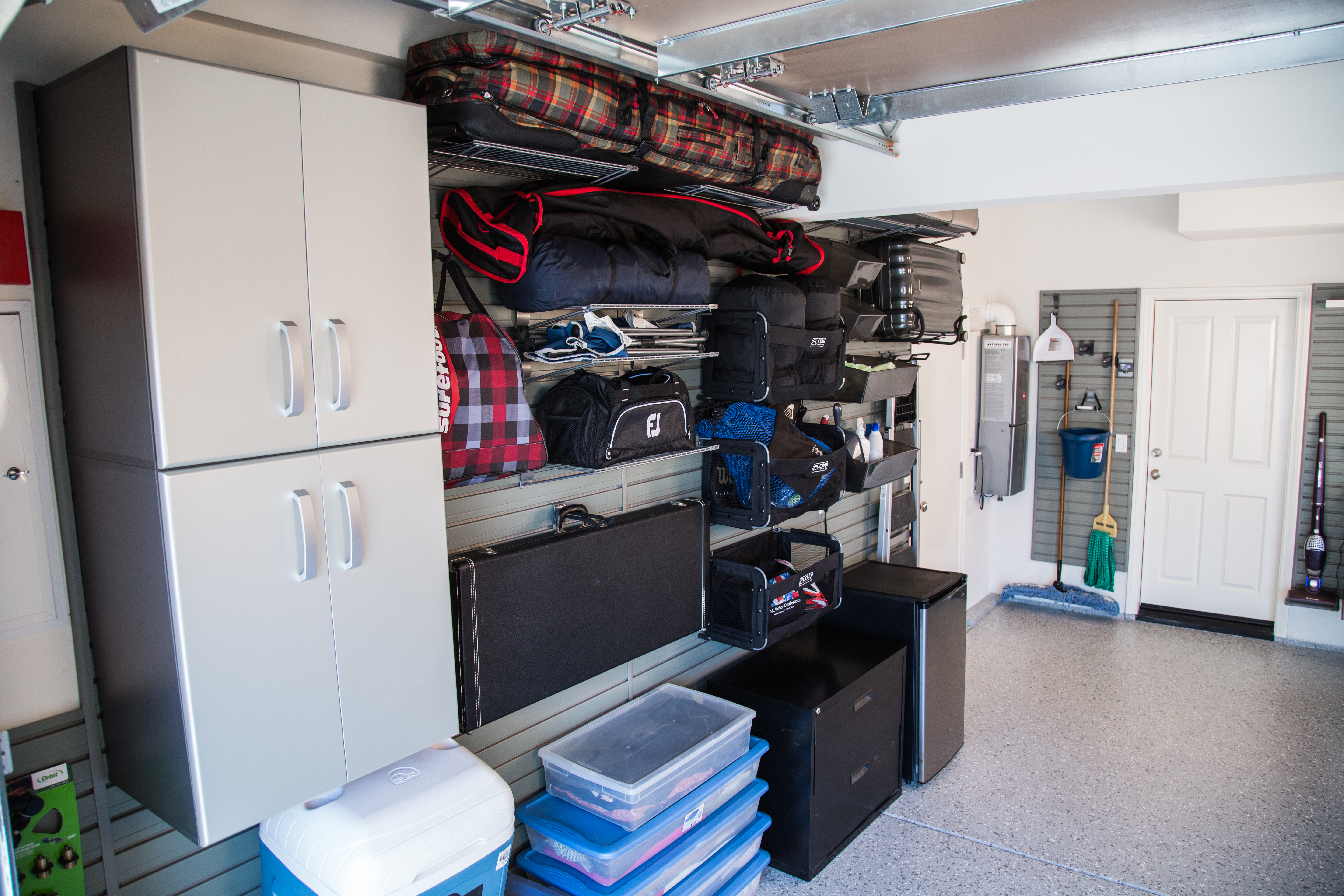 The Only Way To Regain Order In A Cluttered Garage Is To Make An Even  Bigger Mess By Emptying Out The Space And Evaluating What You Have To Work  With.
