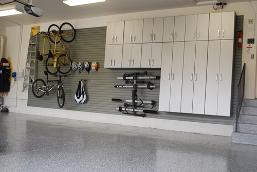 How to turn your garage into a serious workout space
